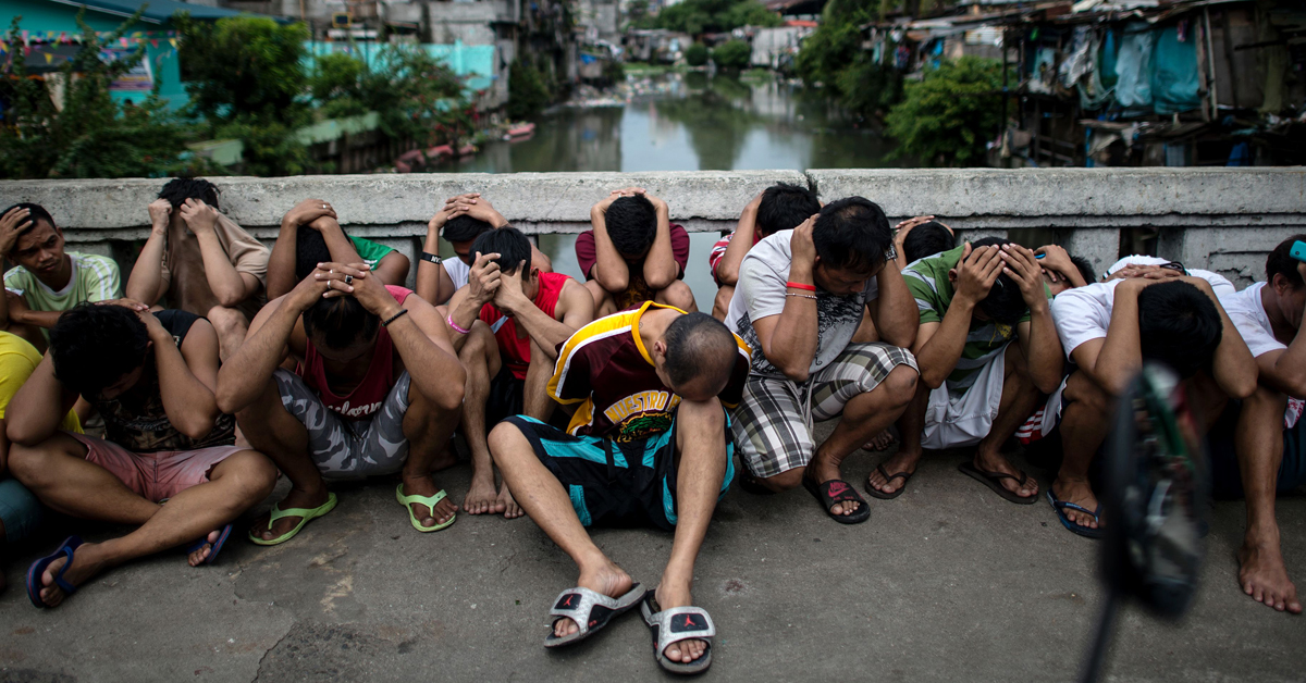 amnesty.org.uk - Over 7,000 people killed in six months in Philippines 'war on drugs'