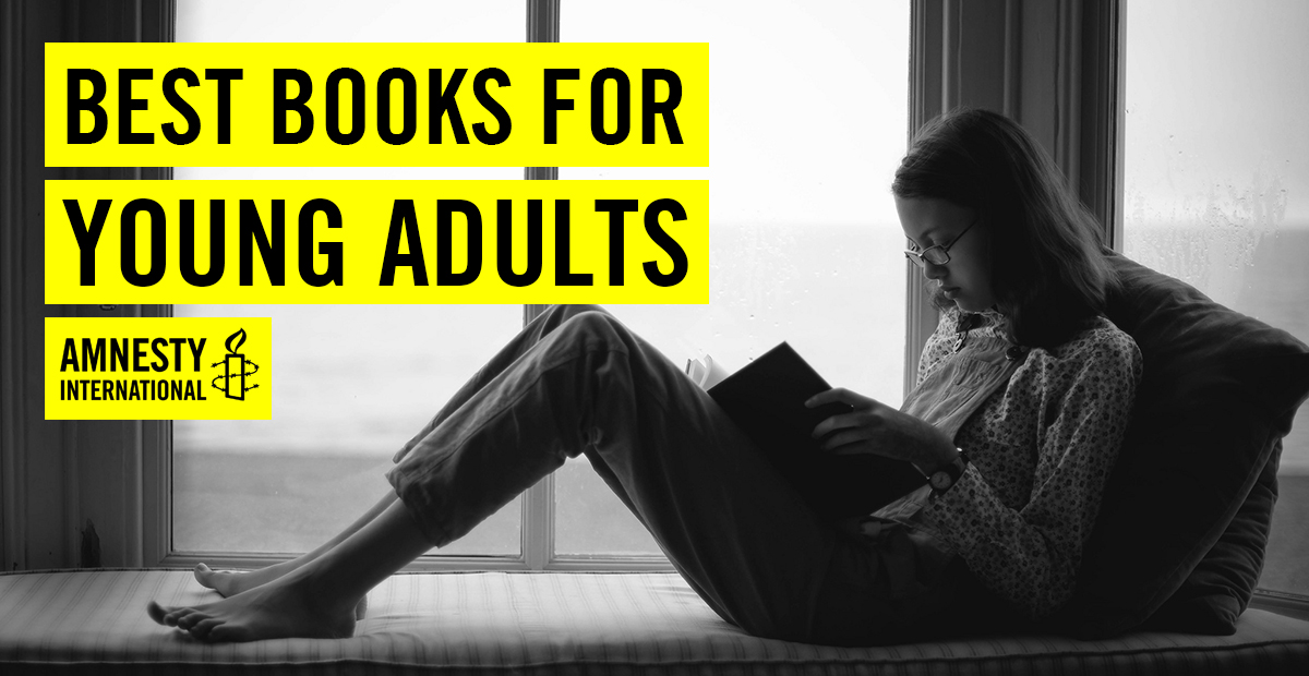 Best young adult books | Amnesty International UK