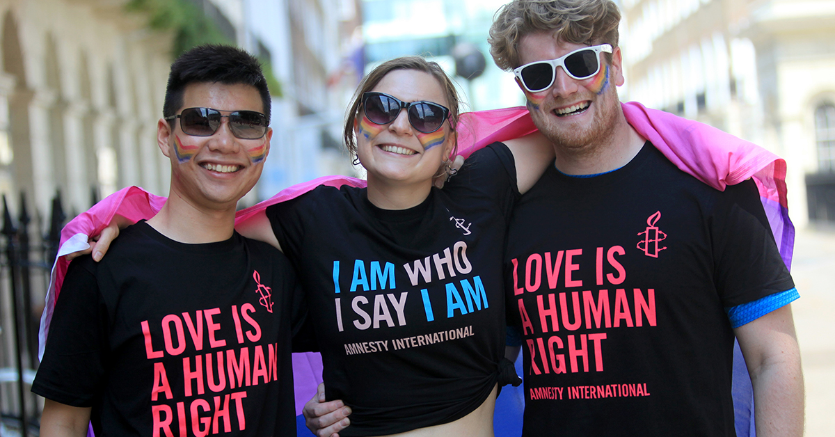 have your say on the gender recognition act