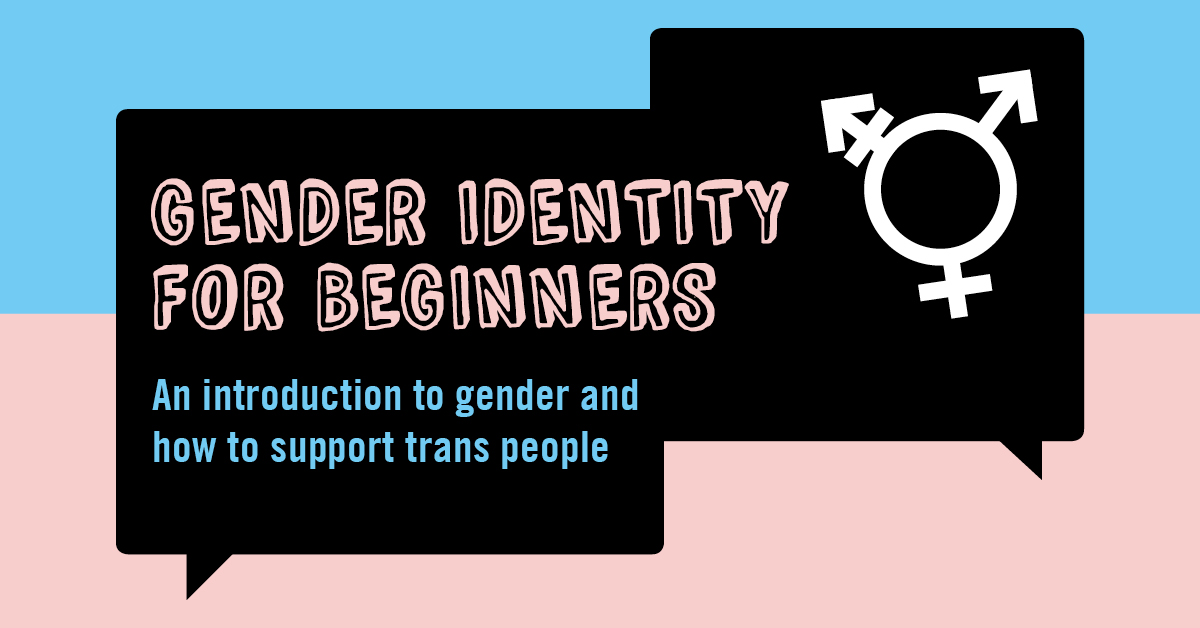 List gender identity Gender identity