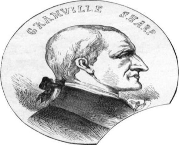 Image via Unknown https://commons.wikimedia.org/wiki/File:Granville_Sharp_round.jpg