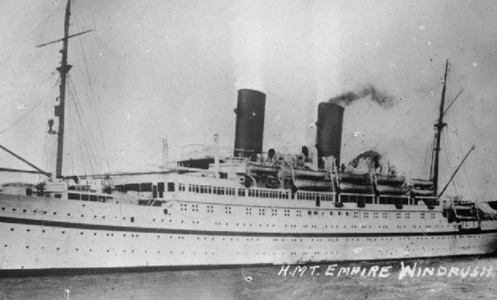 HMT Empire Windrush - Imperial War Museum