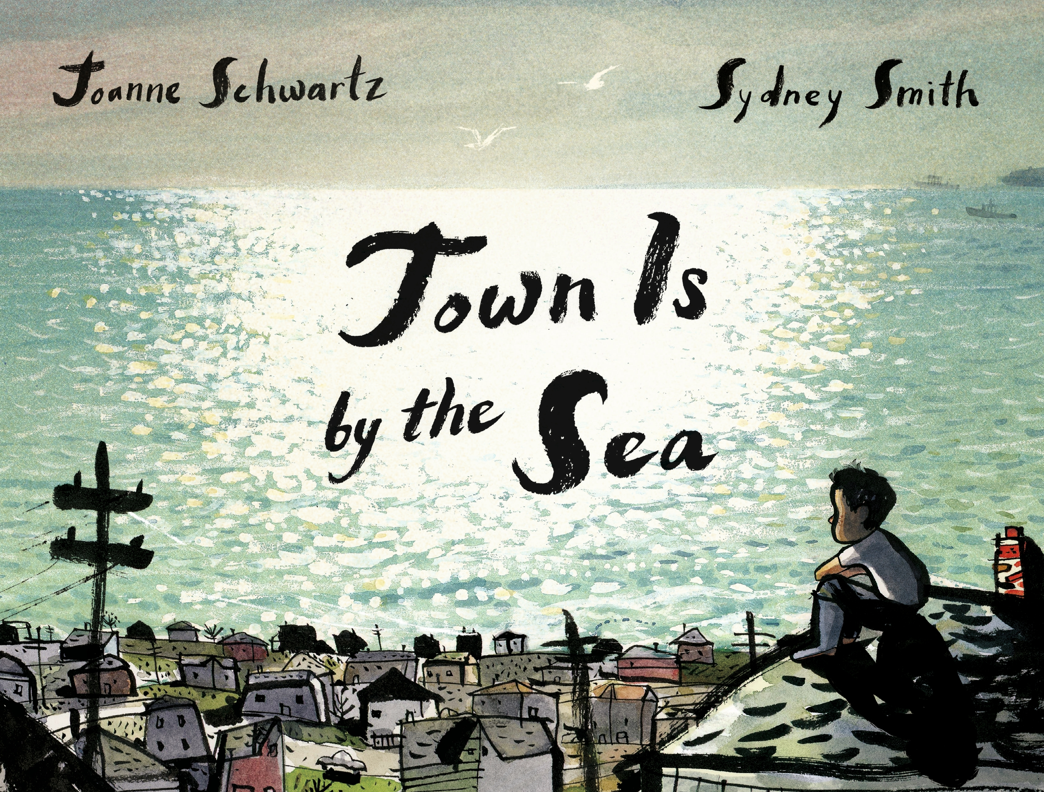 Town is by the Sea cover.jpg