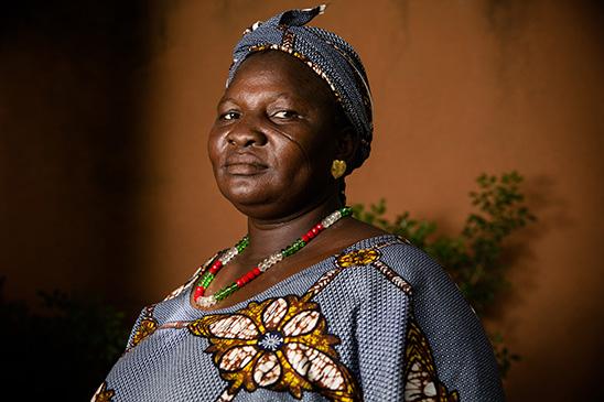 Intalnirea femeilor singure din Burkina Faso)