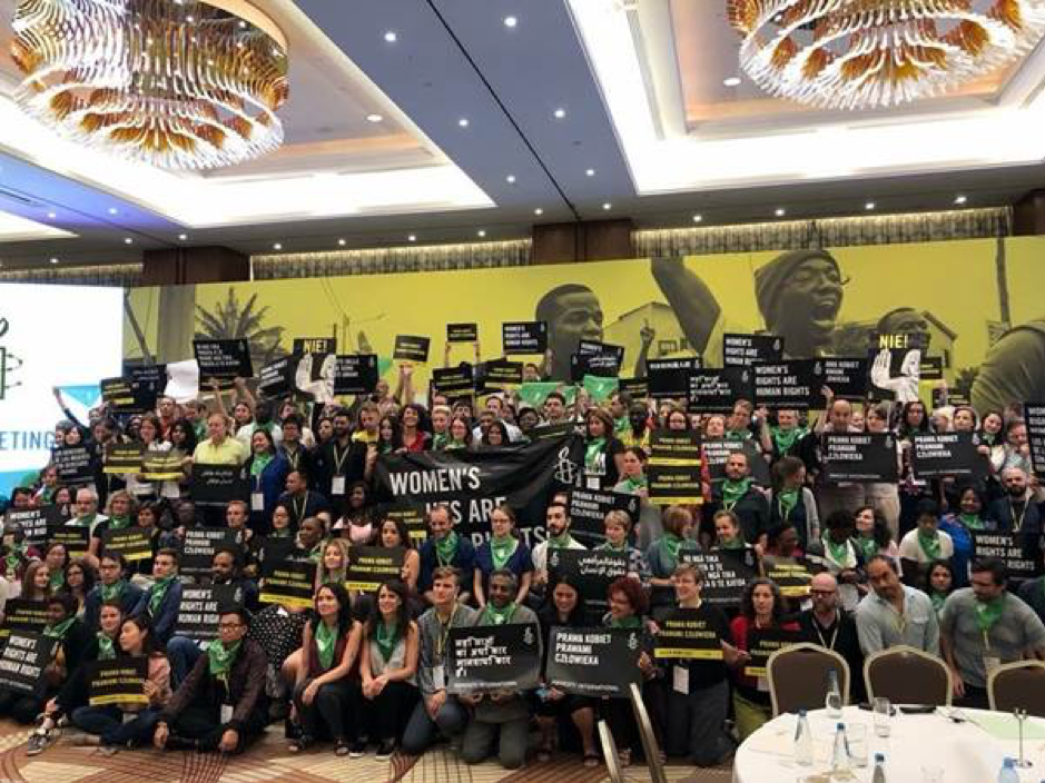 Amnesty's Global Assembly