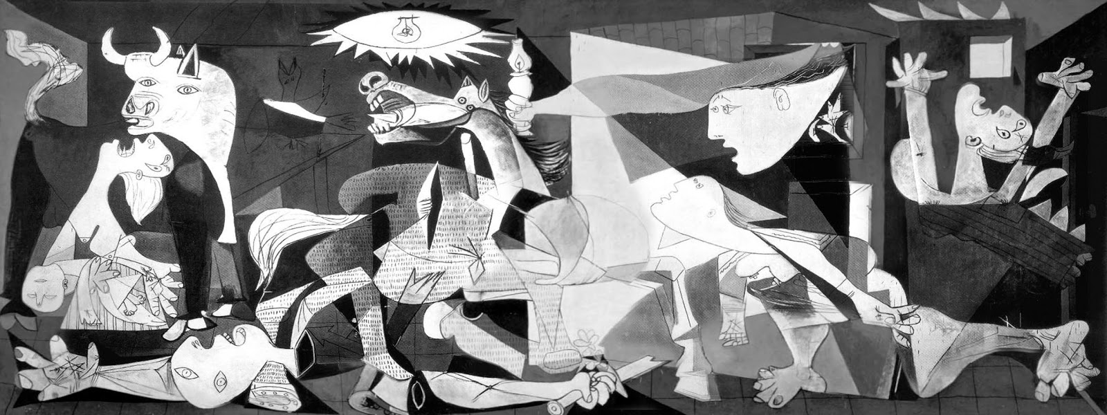 'Guernica' by Pablo Picasso