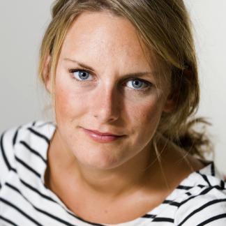 Harriet Garland (Press and PR Manager)