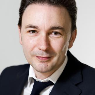 Neil Durkin (Press and PR Manager)