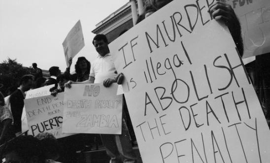 a research on death penalty on criminals guilty of the crime of murder While support for the death penalty for murder is still  the death penalty claim that it deters crime,  of capital punishment for every death penalty country.