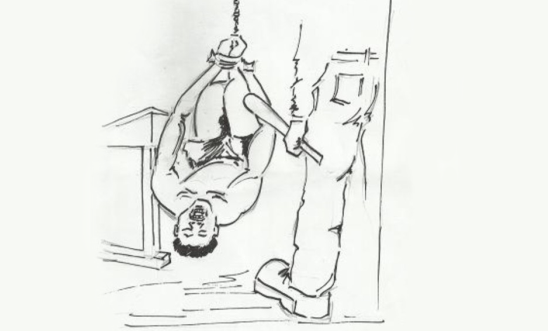 Amnesty Int'l exposed the horrific torture methods - hanging, starvation, beatings, shootings, mock executions - at the hands of corrupt SARS officers