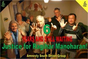 Amnesty International South Devon group