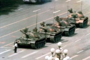 Tiananmen Demonstrations in Beijing 1989