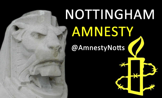 Nottingham Amnesty Local Group