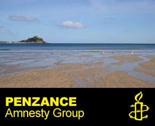 Penzance Amnesty Group, Picture of St. Michael's Mount