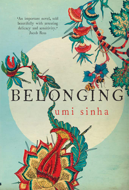 Front cover artwork of Belonging