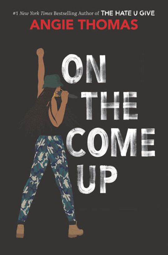 Front cover artwork of On the Come Up