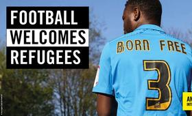 Football Welcomes Refugees