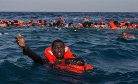 Tell EU leaders: don't let refugees drown