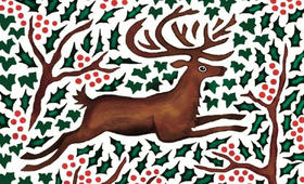 Christmas cards and free shipping