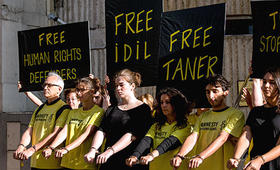 Free Human Rights Defenders in Turkey