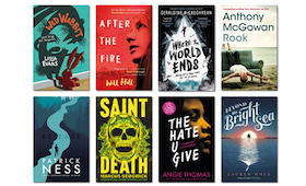 Amnesty CILIP Honour shortlisted book covers