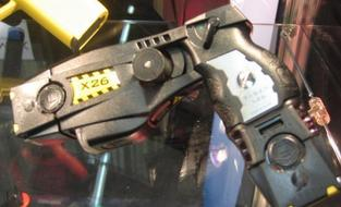 Picture of taser