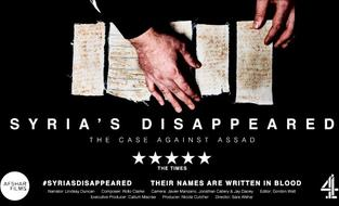 Syria disappeared poster