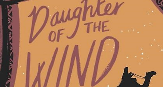 Daughter Of The Wind book cover