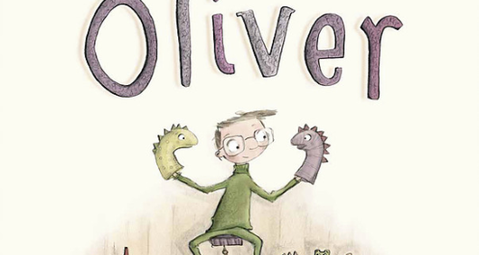 Oliver book cover