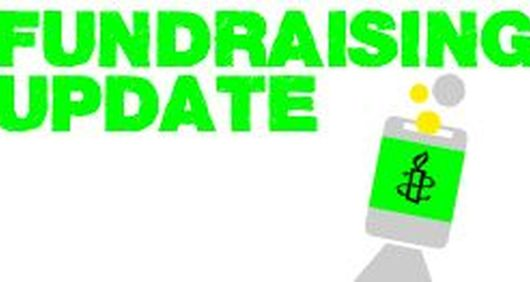 Youth Group Fundraising Update