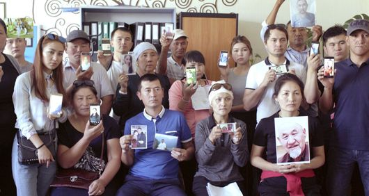 """Where are they?"" Mass detentions in Xinjiang, China"