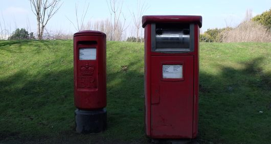 Royal Mail Parcel Box