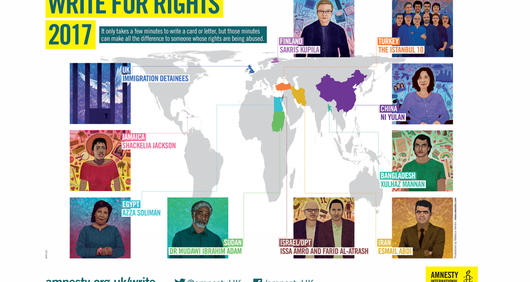 Write for Rights 2017 A2 map