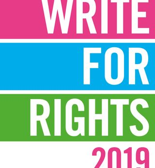 Write for Rights 2019