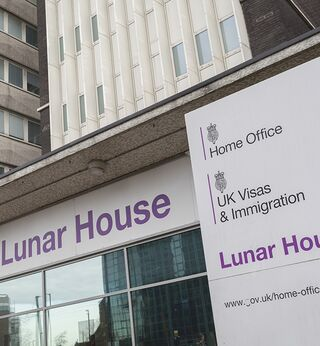 Take part in the government's immigration and asylum consultation