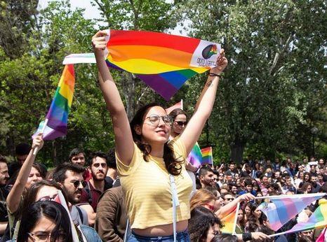 METU Pride 2019 © ODTU LGBTI+