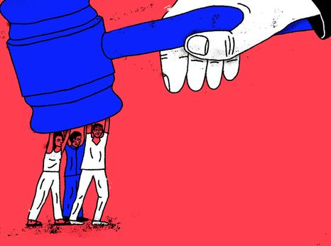 Illustrations for Cuban Human Rights Agenda