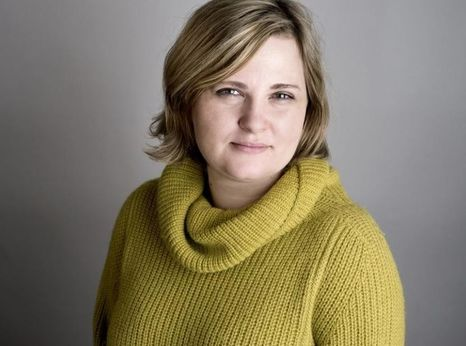 Elena Milashina, Russian investigative journalist from Novaya Gazeta newspaper