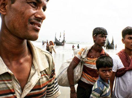 Myanmar Rohingya crisis
