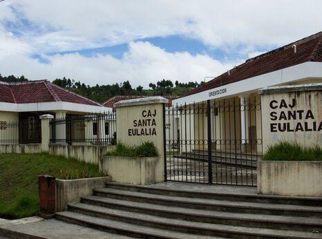 Guatemala hospital