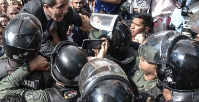 Venezuela: New attacks on National Assembly representatives and staff