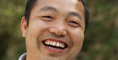 Human rights lawyer, Ding Jiaxi.