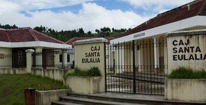 Justice Administration Center (CAJ) of Santa Eulalia, Huehuetenango, Guatemala