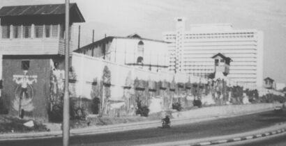Pudu Prison in Kuala Lumpur, Malaysia 1985