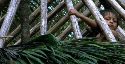 Sarayaku child