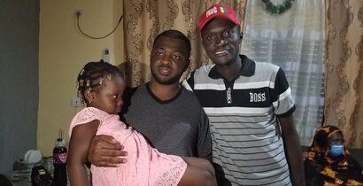 Oumar Sylla home post-release