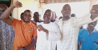 3 activists released