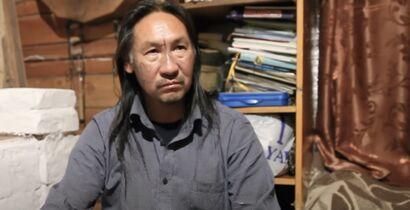Aleksandr Gabyshev, Siberian shaman
