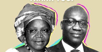 Brigitte Kafui Adjamagbo and Gérard Yaovi Djossou freed