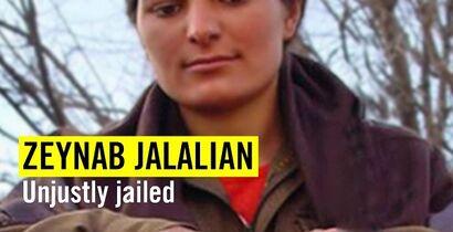 Zeynab Jalalian graphic